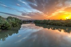 Cordoba, River Guadalquivir