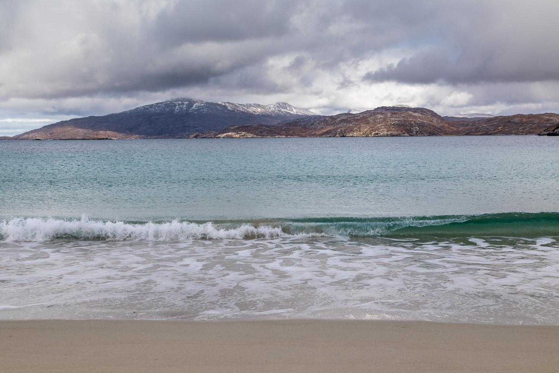 Crabhadail beach