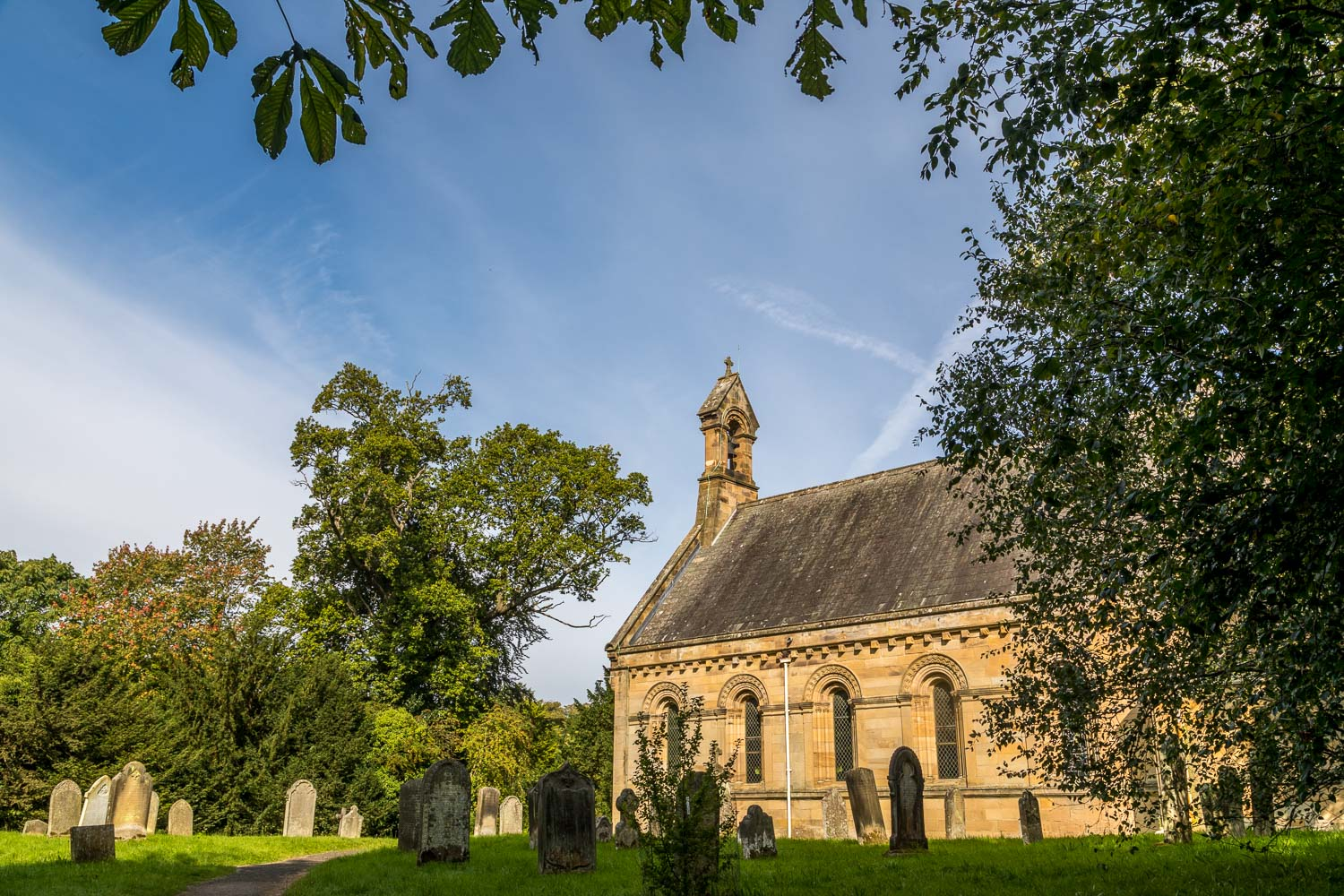 St Michael and All Angels, Howick