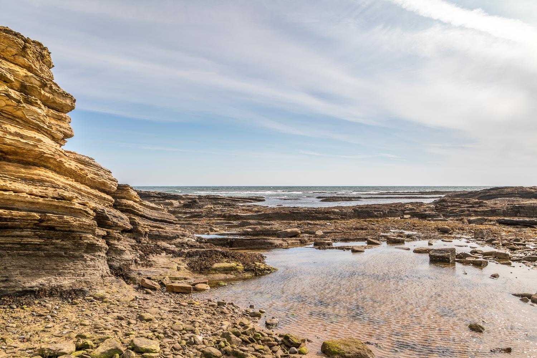 Craster walk,  Northumberland Coast Path