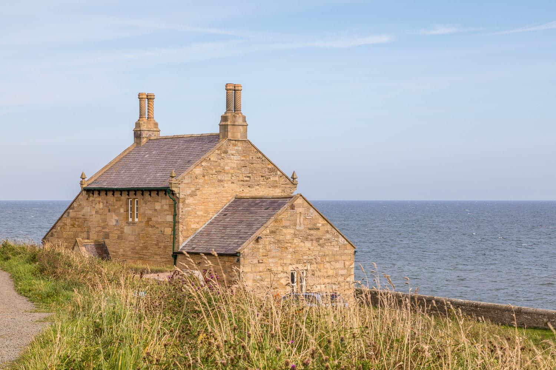 The Bathing House Northumberland