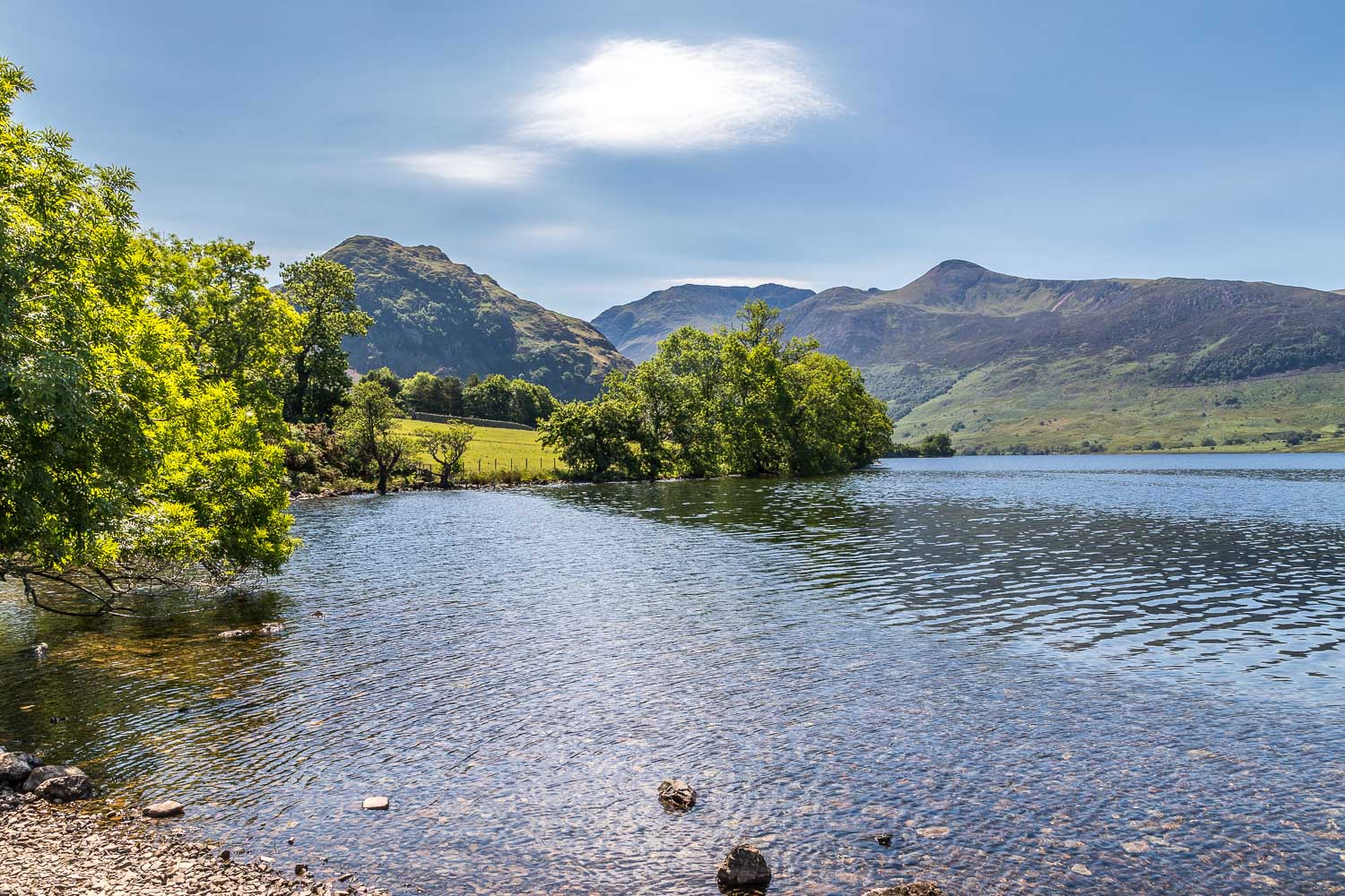 Rannerdale Knotts and Red Pike