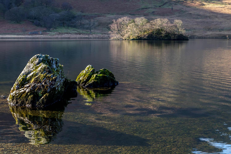Crummock Water, Holme Islands