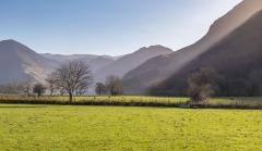 Buttermere walk, Fleetwith Pike, Haystacks