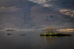Crummock Water, Woodhouse Islands