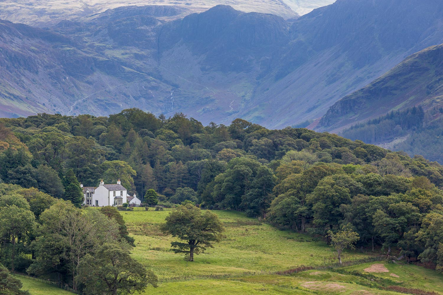 Wood House, Crummock Water