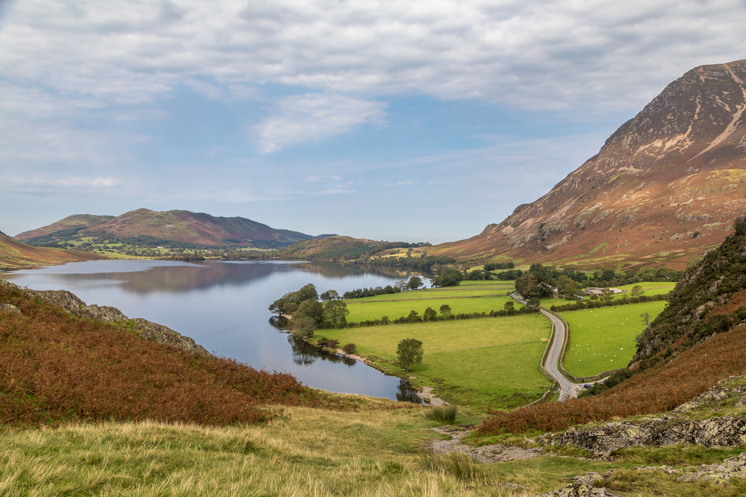 Crummock Water circuit