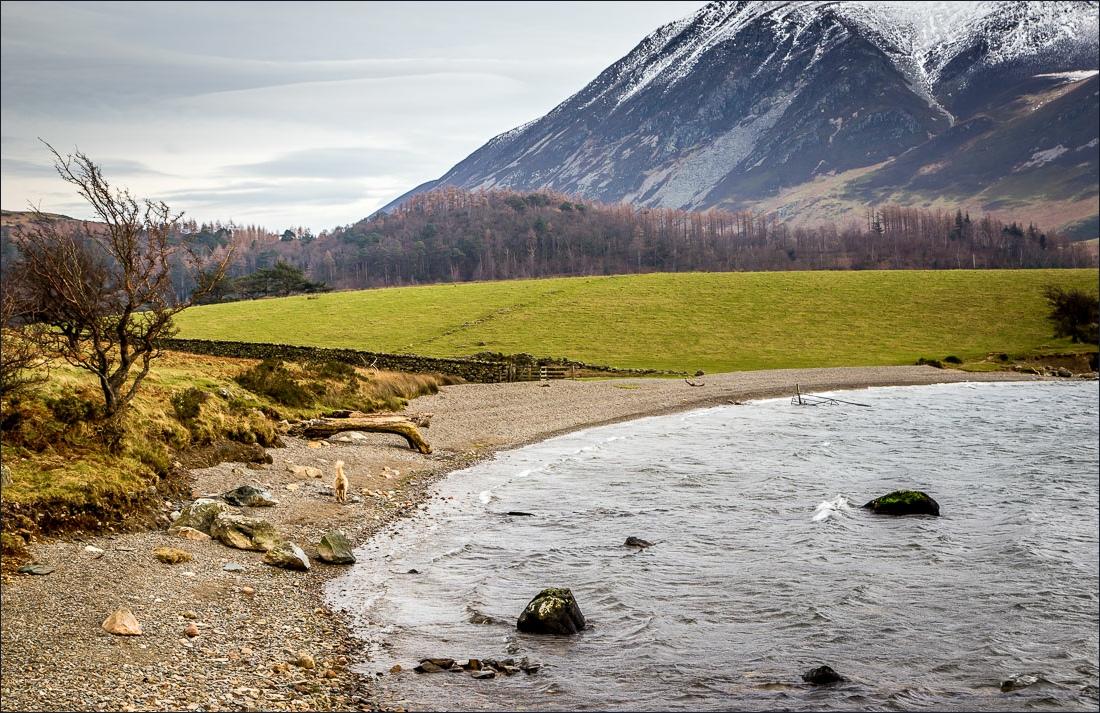 Crummock Water walk