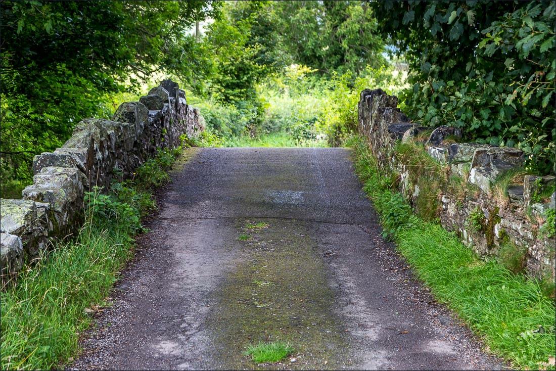 Crummock Water walk, Park Bridge