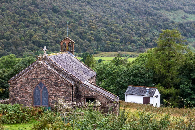 St James' Church Buttermere,