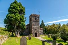 St Andrew's Church Dacre