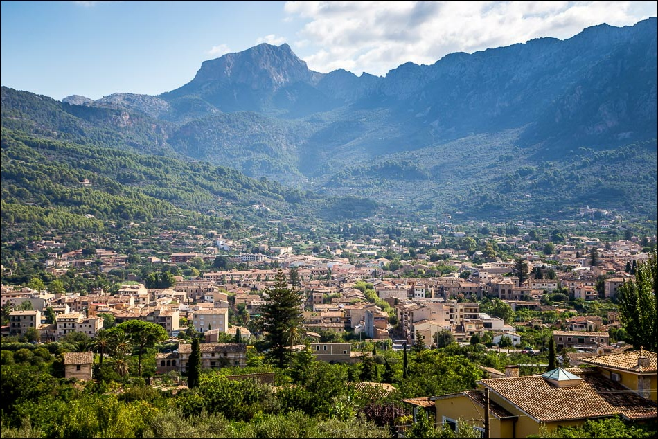 Sóller valley, Puig Major