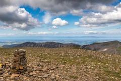 Derwent Water to Buttermere walk, Eel Crag