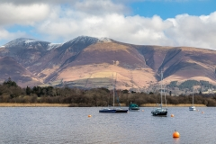 Skiddaw Fells from Nichol End