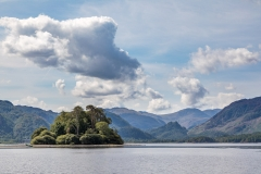 Rampsholme Island and Borrowdale