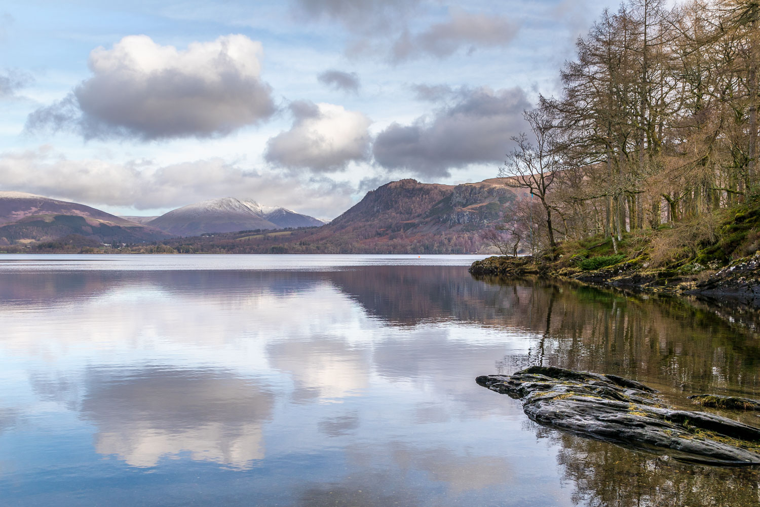 Derwent Water, Abbot's Bay