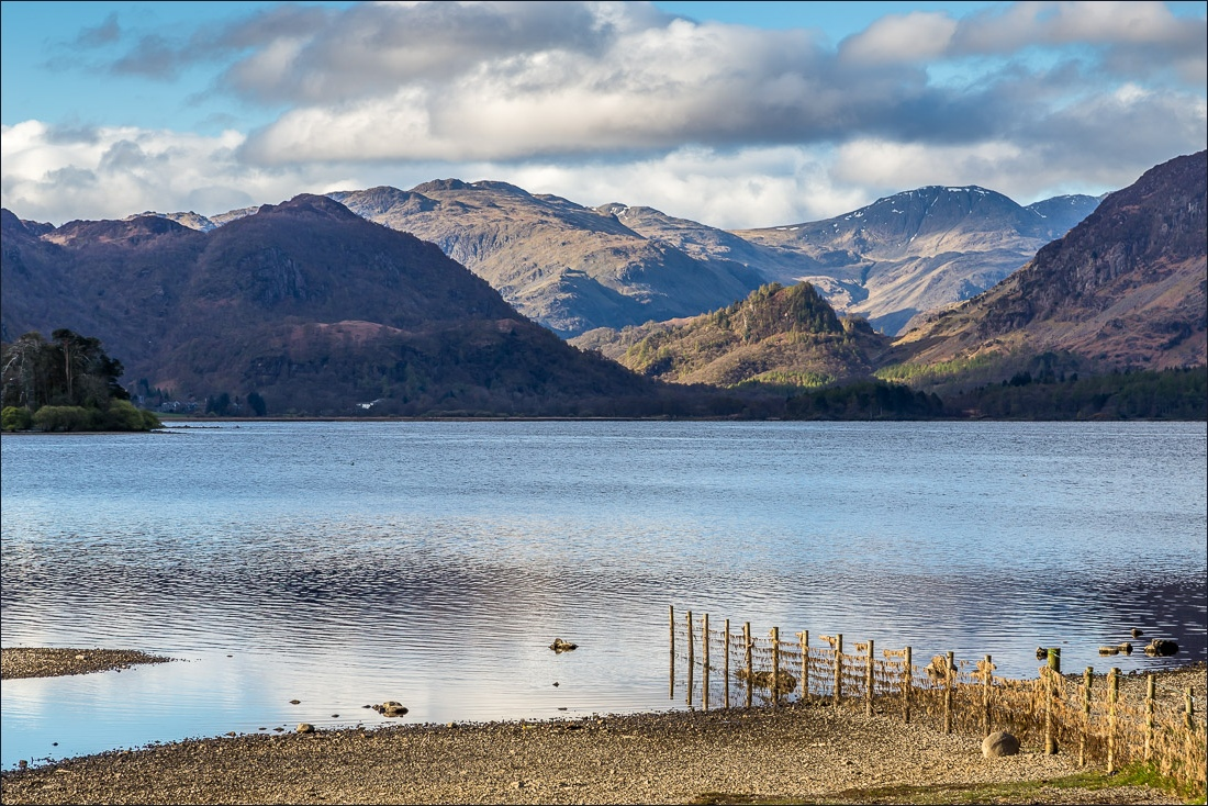 Head of Derwent Water