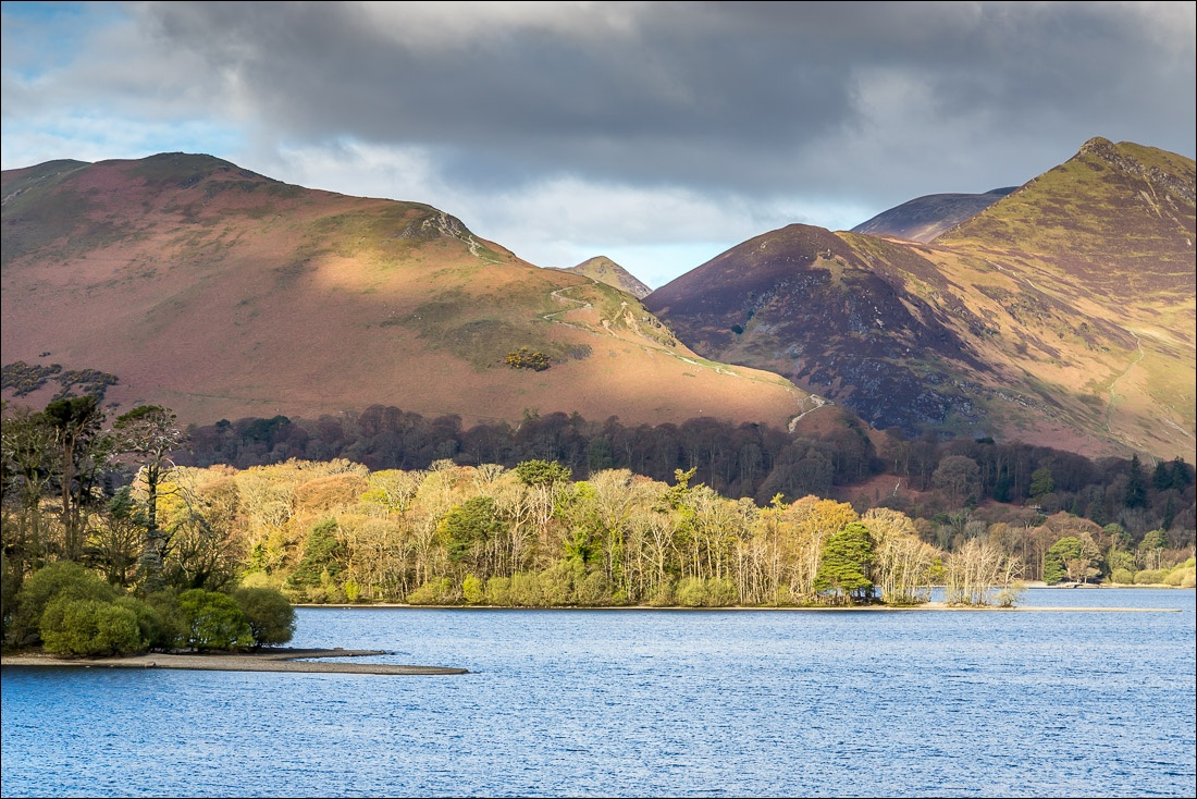 Catbells and Causey Pike