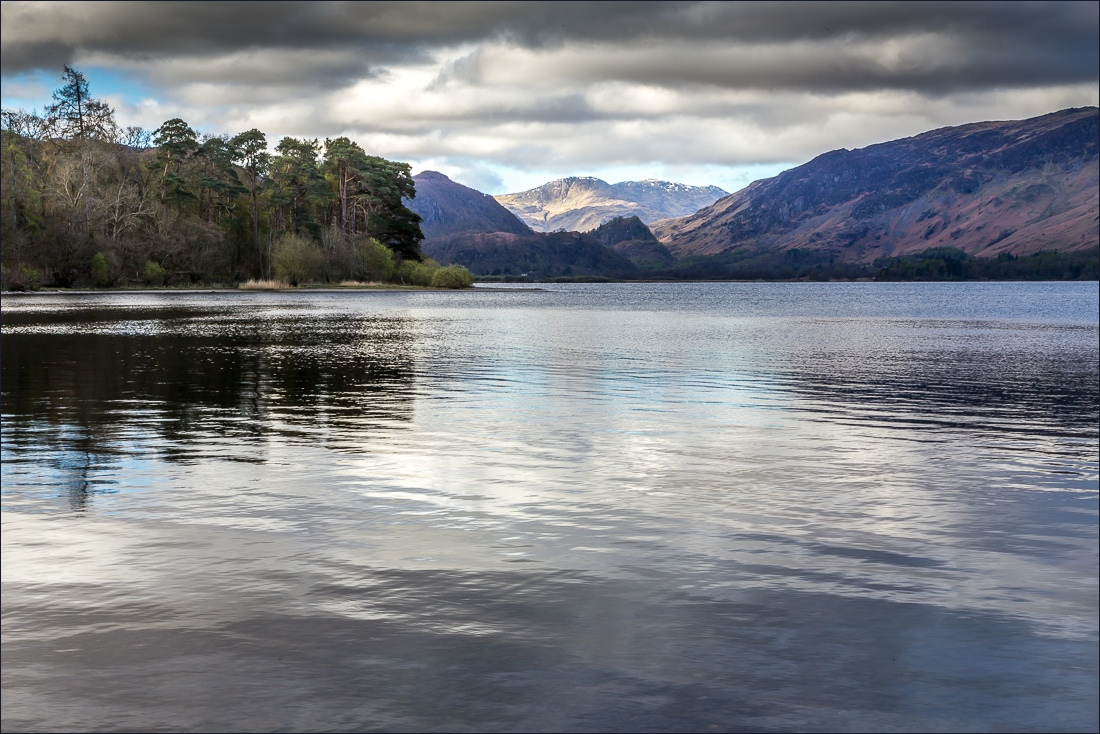 Derwent Water, Calfclose Bay