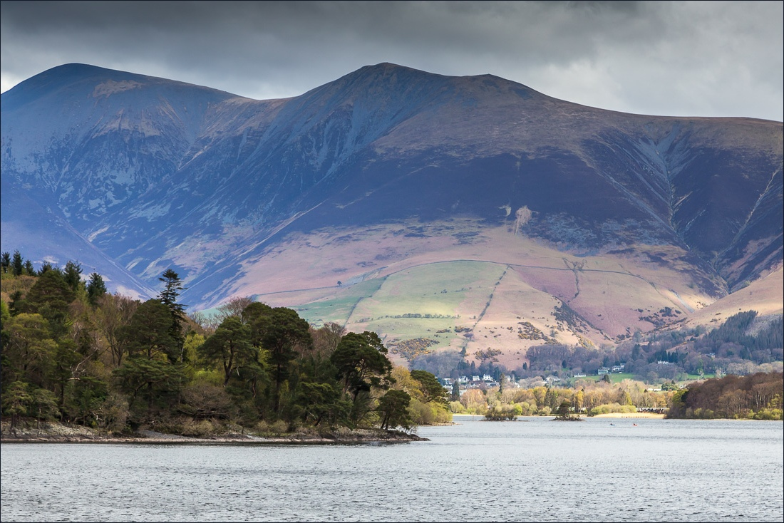 Skiddaw and its Little Man