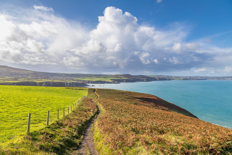 Fishguard Bay, Wales Coast Path