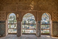 Window, Alhambra