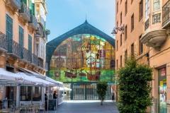 Ataranzas Market, Malaga