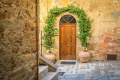 Pienza Old Town, Tuscany