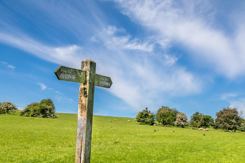 Ilam walk, Manifold Trail