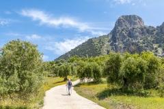 Las Grajas  Andalucia