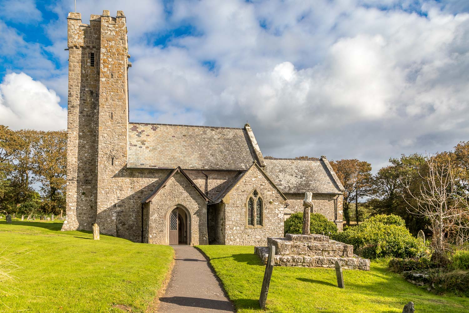 St Michael and All Angels Church Bosherston