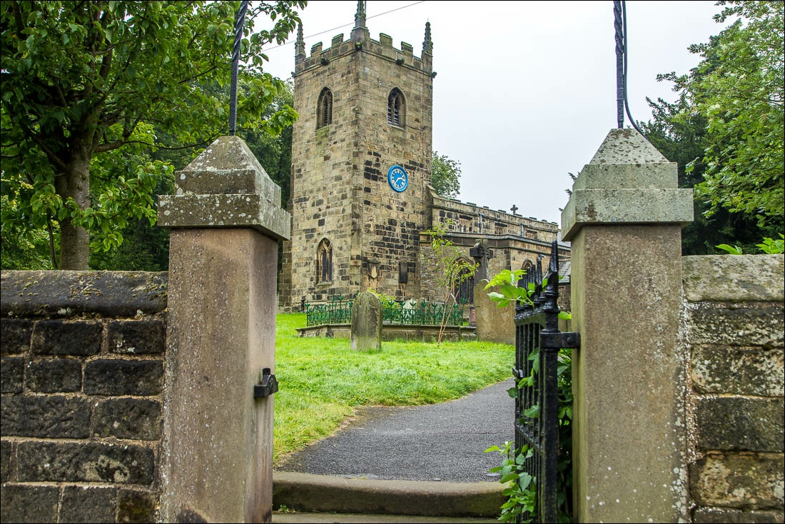Church of St Lawerence Eyam