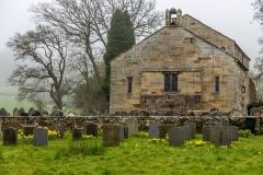 Farndale walk, Farndale daffodils, Church Houses