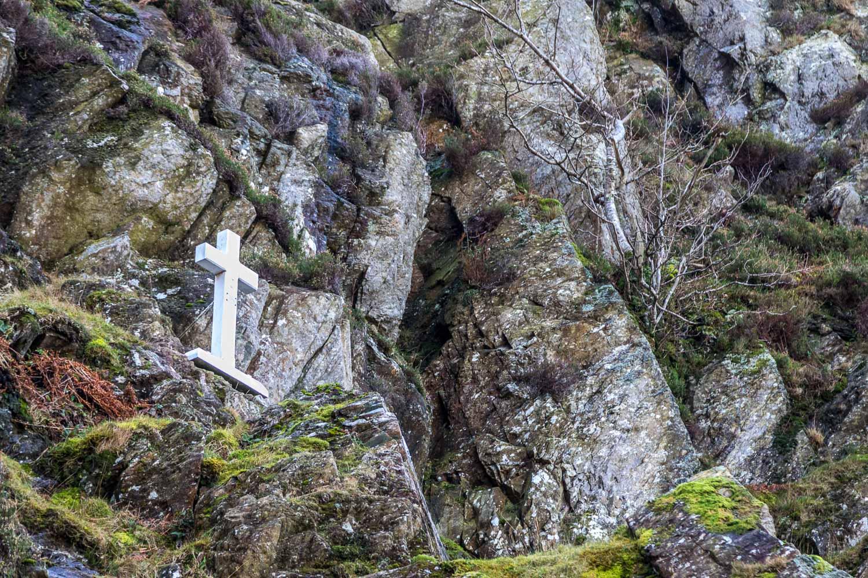 Fanny Mercer's Cross, Fleetwith Pike