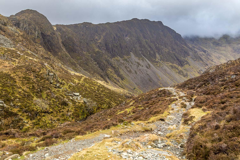 Green Crag and Haystacks