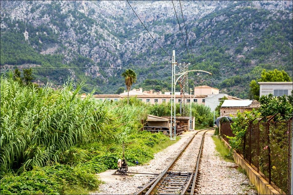 Soller tram line