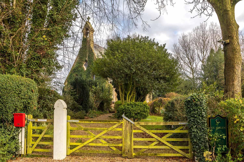 North Elkington, St Helen's Church