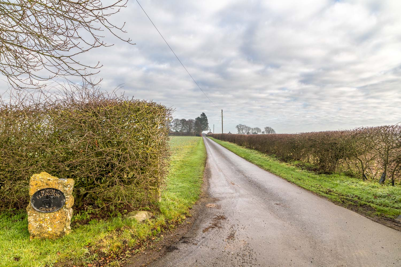 Fotherby walk, Grange Farm