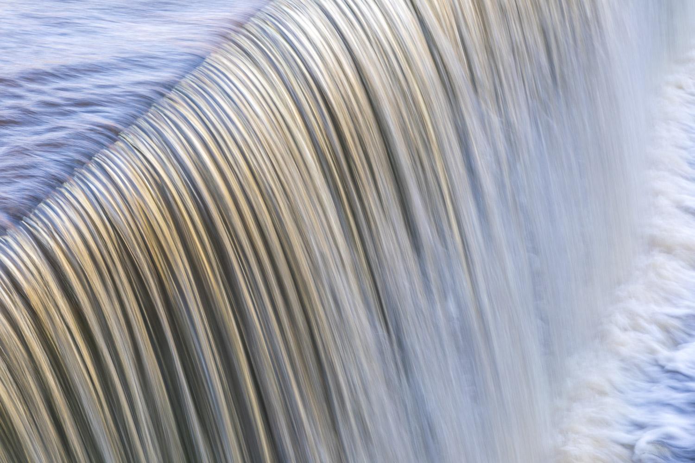 Studley Royal Water Gardens cascade