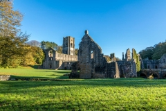 Fountains Abbey guesthouses