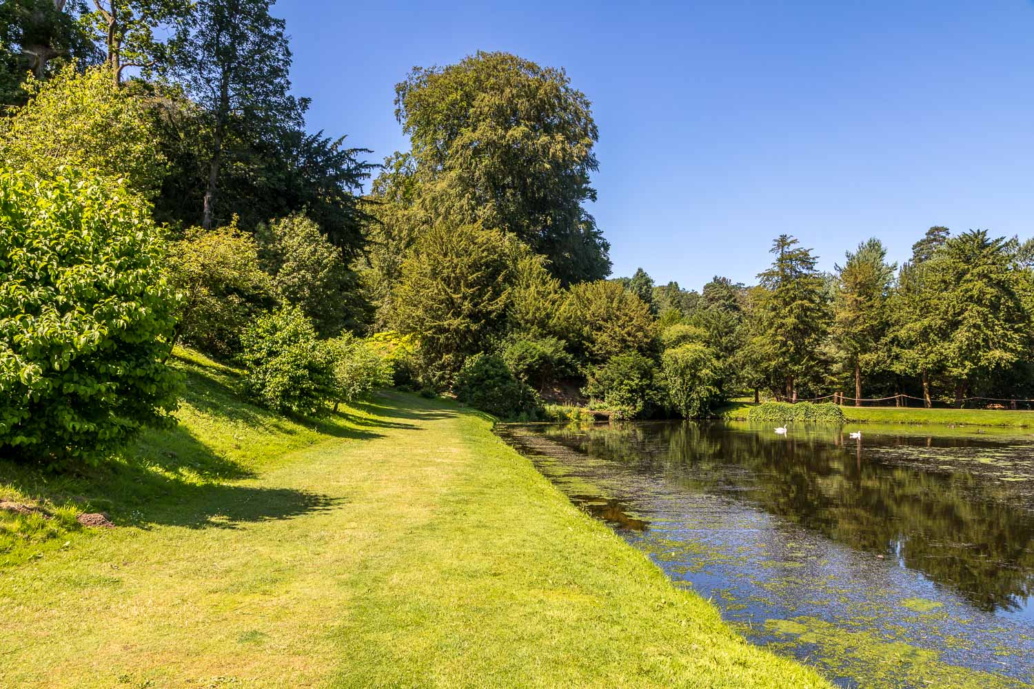 The Upper Canal, Studley Royal