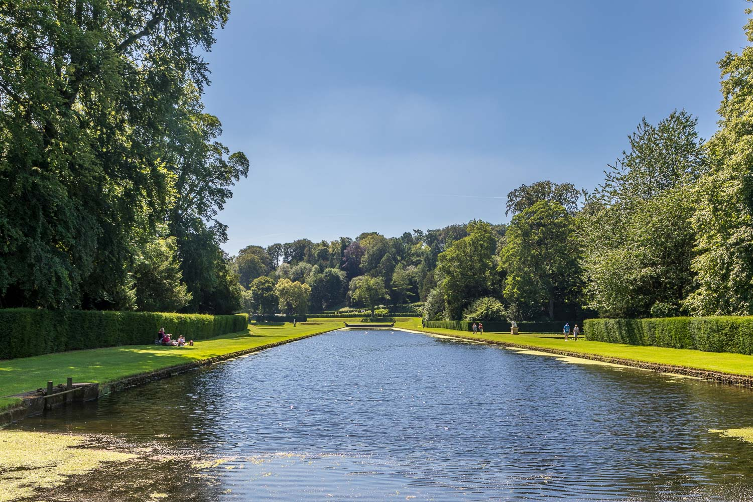 The Lower Canal, Studley Royal