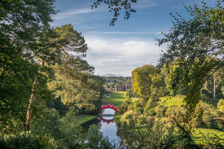 Surprise View, Anne Boleyn's Seat, Fountains Abbey