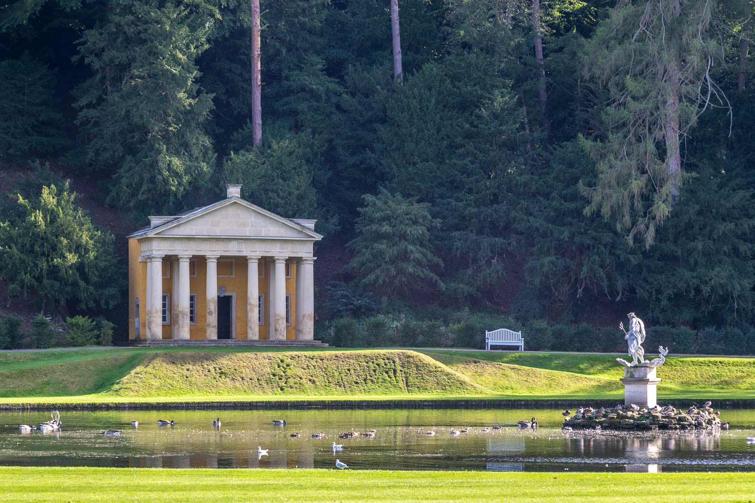 Temple of Piety, Studley Royal Water Garden