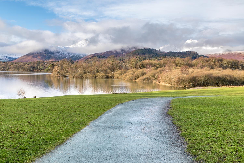Crow Park, Derwent Water, Keswick