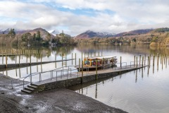 Keswick landing stages, Derwent Water