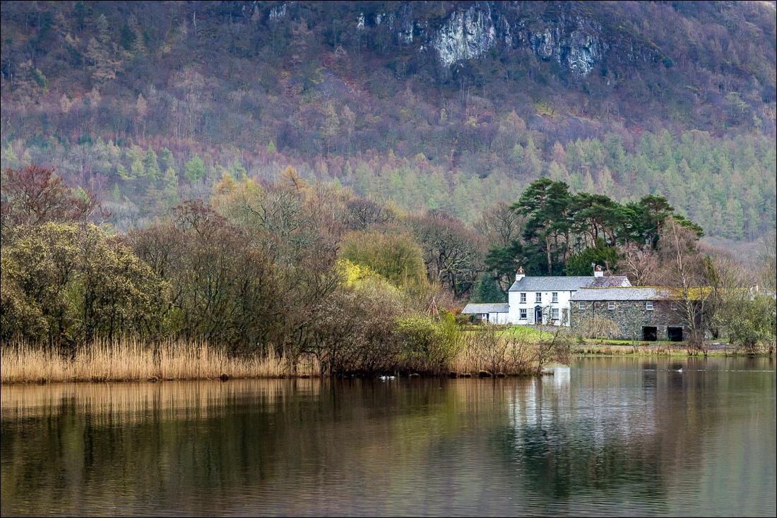 Stable Hills Derwent Water