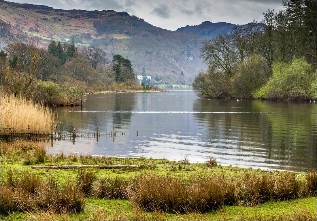 Lord's Island Derwent Water