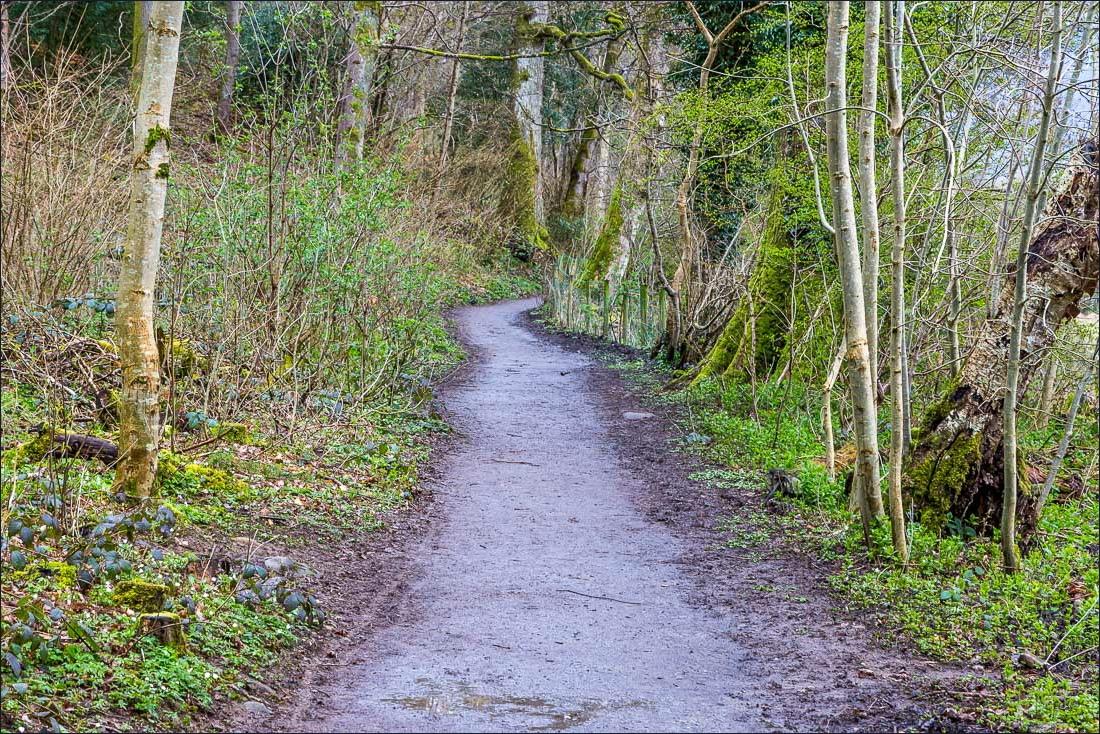 Friar's Crag walk