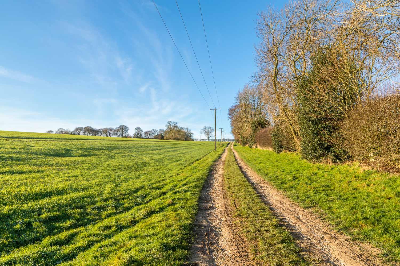 Fridaythorpe walk, Gill's Farm